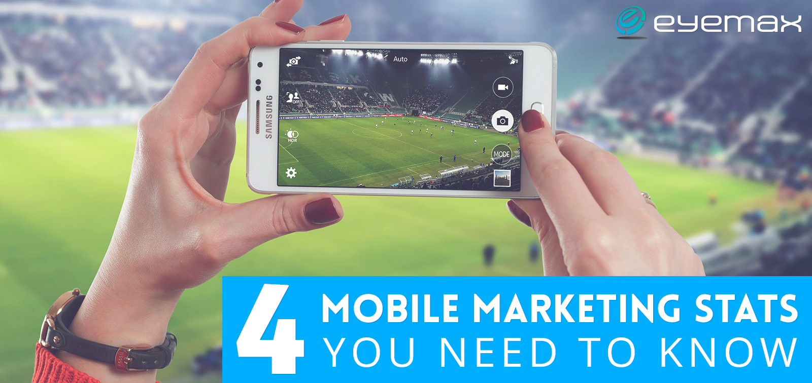 4 Mobile Marketing Stats you Need to Know