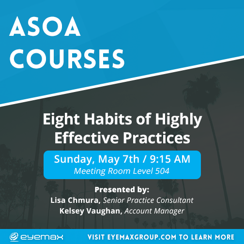 ASOA Course 8 Habits