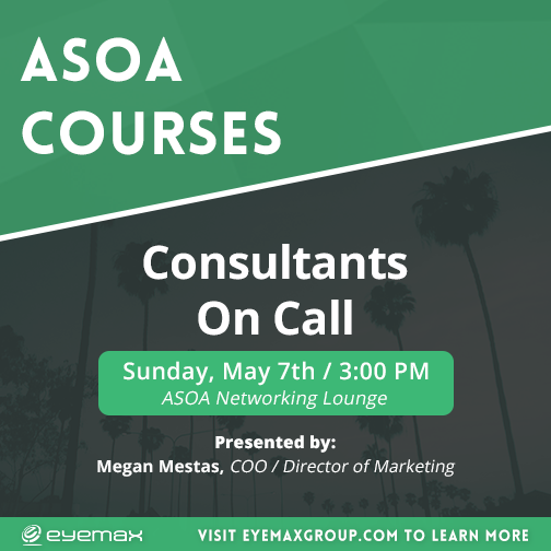 ASOA Course Consultants on Call